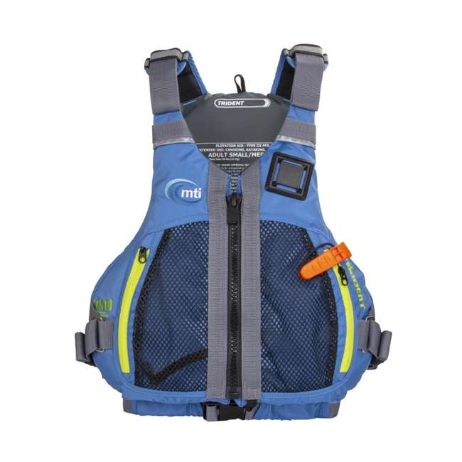 68307EP + 2 x MTI-716D-0BB34 Intex Explorer 2 Person Inflatable Kayak w/ MTI Adult L/XL Water Vest (2 Pack) 11