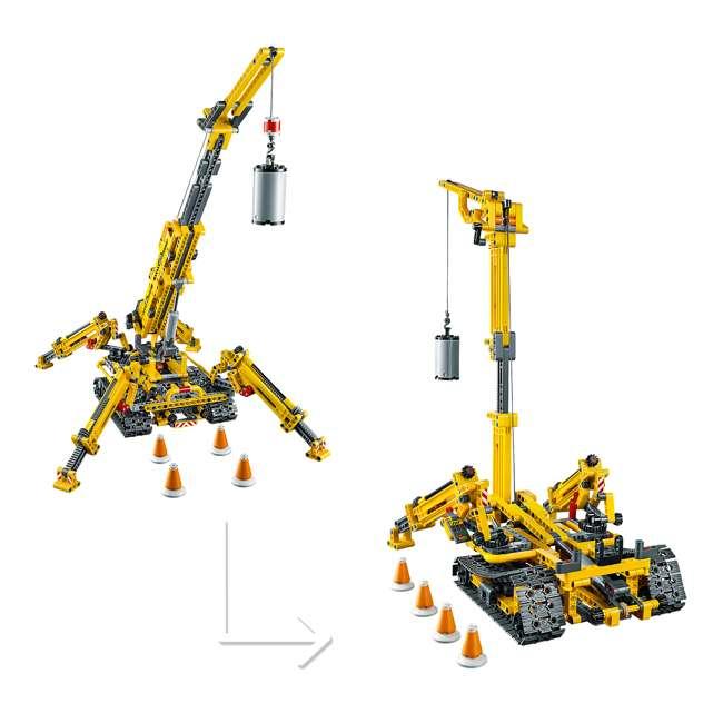 6251555 LEGO Technic 42097 Compact Crawler Crane 920 Piece Construction Building Set 4