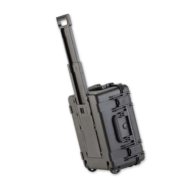 3i-1914-8B-C SKB iSeries 1914-8 Waterproof UV Impact Corruption Resistant Utility Case, Black 1