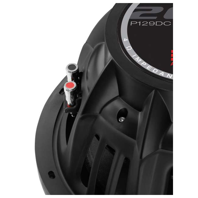 3 x P129DC Boss Audio 12-Inch 2600-Watt Dual Voice Coil Subwoofer (3 Pack)