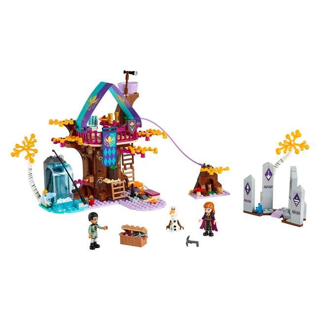 6251006 LEGO 41164 Frozen II Enchanted Treehouse Block Building Kit w/ 3 Minifigures