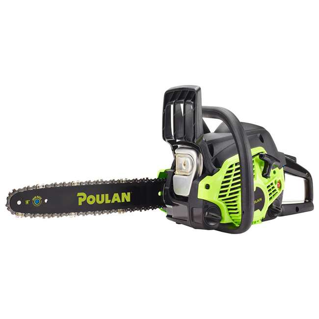 """3 x PL-967061703-ARC-RB Poulan 14"""" 33CC Gas Chain Saw PL3314 (Certified Refurbished) (3 Pack) 1"""
