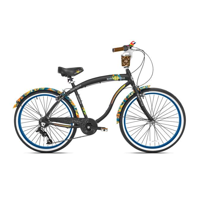 "82674 Margaritaville 26"" Cruiser Men's Cruiser Bike"