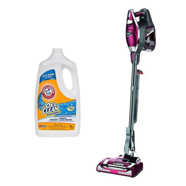 HV322 + 69944A Shark Rocket TruePet Upright Vacuum & OxiClean Carpet Washer