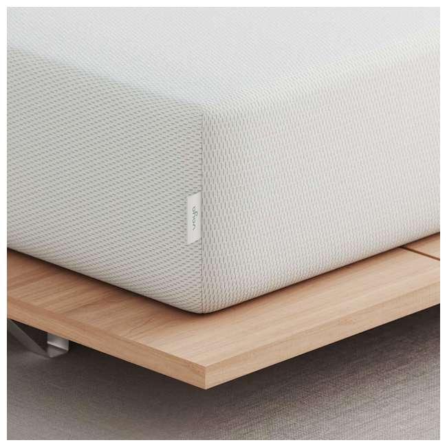 VY-Q Vaya Sleep Soft Cool Sleep CertiPUR Queen Size Premium Mattress and Cover, White 3