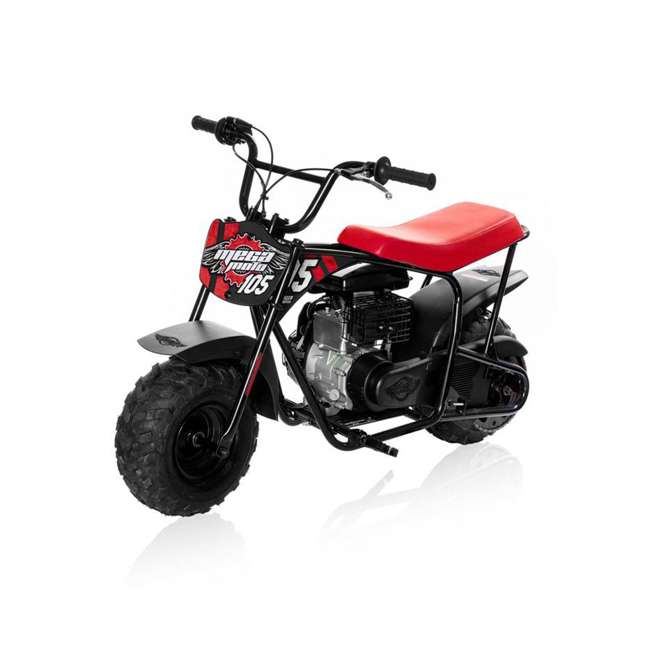MM-B105 Monster Moto 105cc Gas-Powered Off-Road Mini Dirt Bike