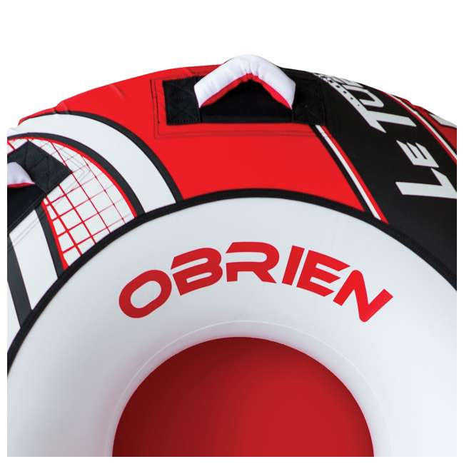3 x 2141504-MW OBrien 66-Inch Le Tube One-Rider Towable Lake Tube (3 Pack) 5