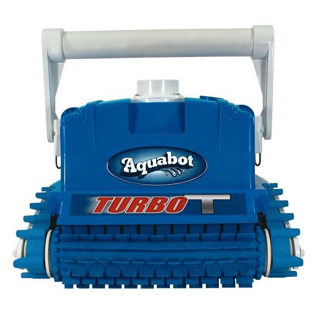 ABTRTR1-OB Aquabot Turbo T Plus In-Ground Robotic Swimming Pool Cleaner (Open Box) 1