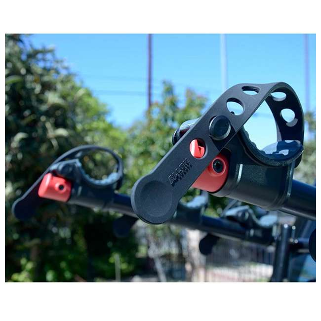 S-303-U-C Allen Sports Over the Spare Tire Premier Bike Rack with Folding Arms (For Parts) 5