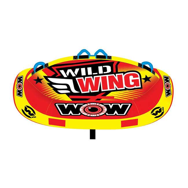18-1120 World of Watersports Wild Wing 2 Rider Inflatable Tube 1