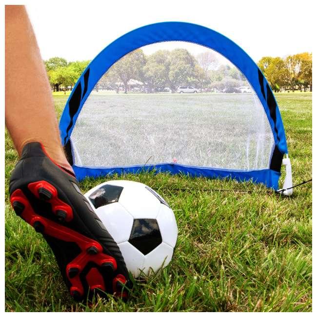 SO200Y19003 Training Equipment Pair of 6 Foot Soccer Goals 5