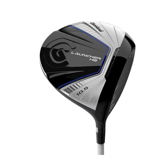 30170029 Cleveland Golf Right Hand Regular 9.0 Degree Launcher HB Driver 1