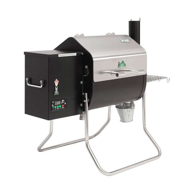 GMG-DCWF-GRILL Green Mountain Davy Crockett Wifi Control Portable Wood Pellet Grill (2 Pack) 8