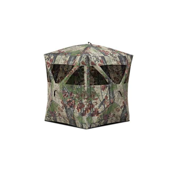 4 x BARR-RA200BW-RB Barronett Blinds Radar Backwoods Hunting Blind, 4 Pack (Certified Refurbished) 1