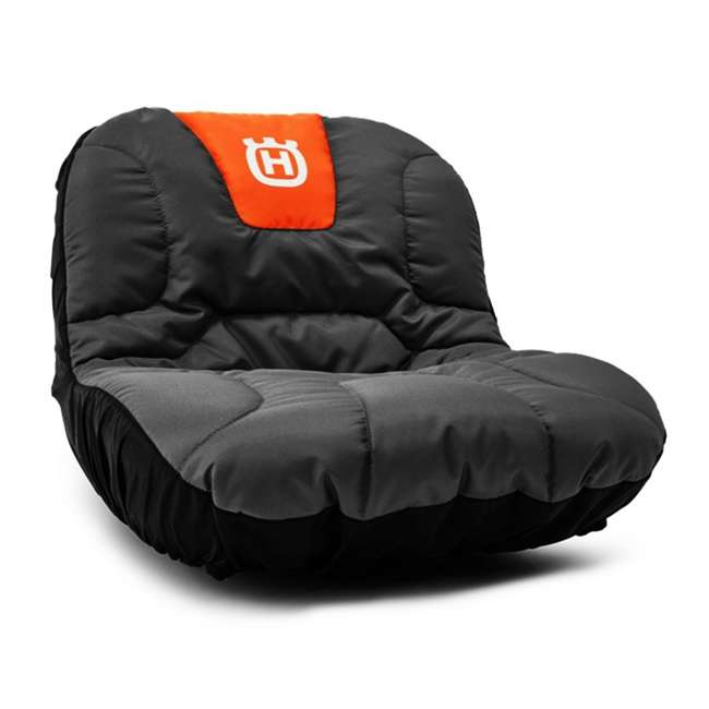 Husqvarna Riding Lawn Mower Cushioned Seat Cover 588208701