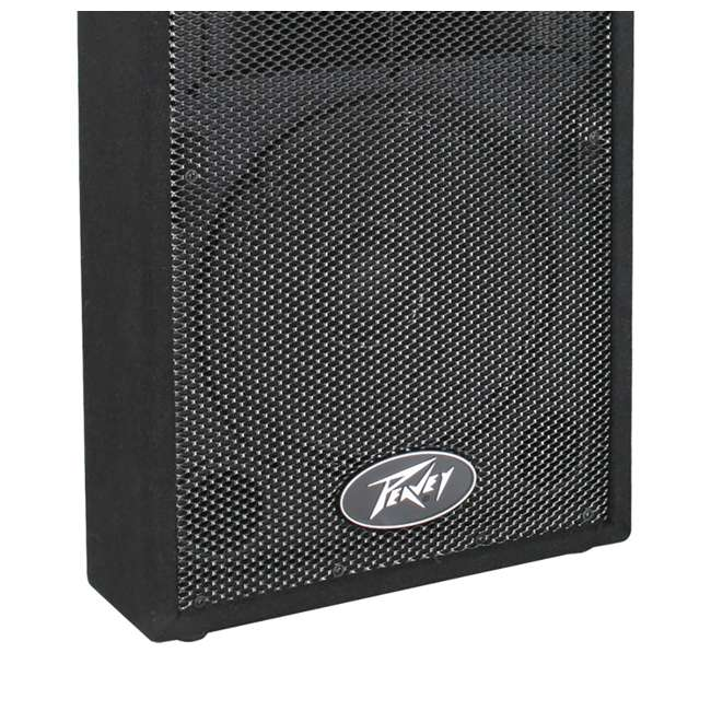 """PVI-10-PAIR-U-C Peavey DJ 2-Way 100W PA Speaker System with 10"""" Woofers (2 Speakers)(For Parts) 2"""