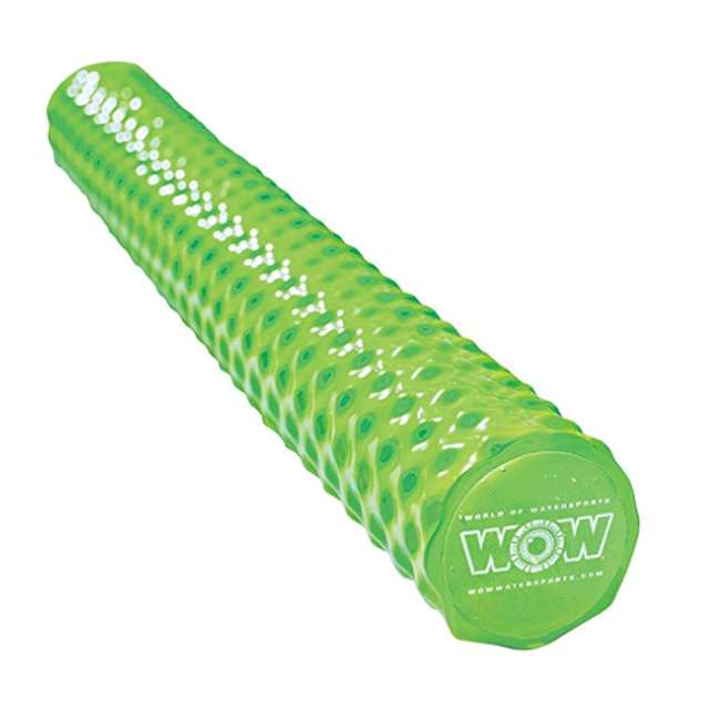 17-2062LG WOW Watersports Soft Foam Pool Noodle, Lime Green
