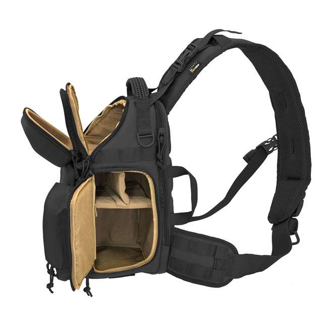 FTO-FLC-BLK-U-A Hazard 4 Progressive Tactical Gear Photography and Drone Sling Pack (Open Box) 1