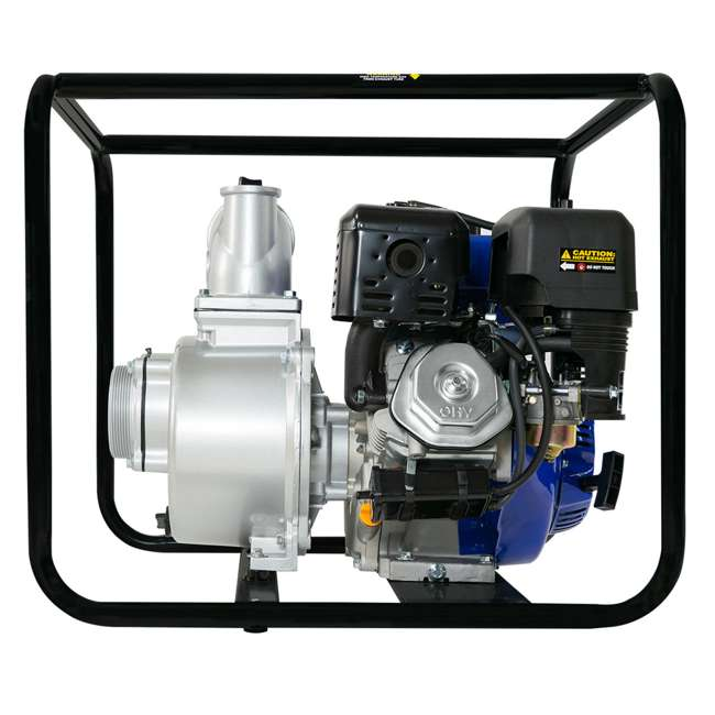 XP904WP DuroMax 9 HP 427 GPM 3,600 RPM 4-Inch Portable Water Pump (2 Pack) 4