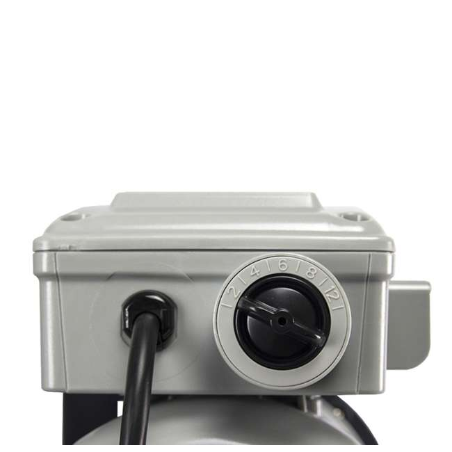 28647EG Intex 2800 GPH Above Ground Pool Sand Filter Pump 9