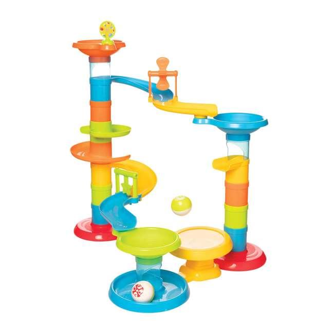 217920 Manhattan Toy Company Stack, Drop & Pop! Preschool Toddler Activity Toy Playset