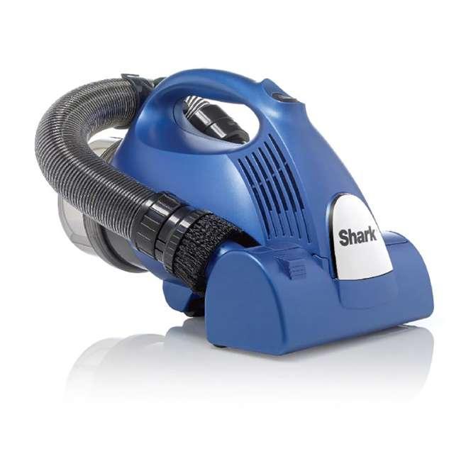 Shark professional handheld vacuum v15z for Shark vacuum motor replacement