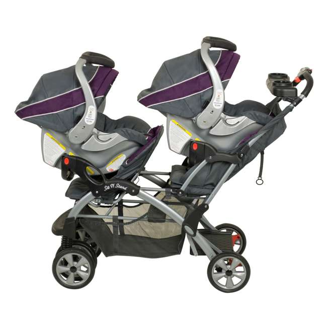 Baby Trend Sit n Stand | Elixer | Sit n Stand Double Stroller