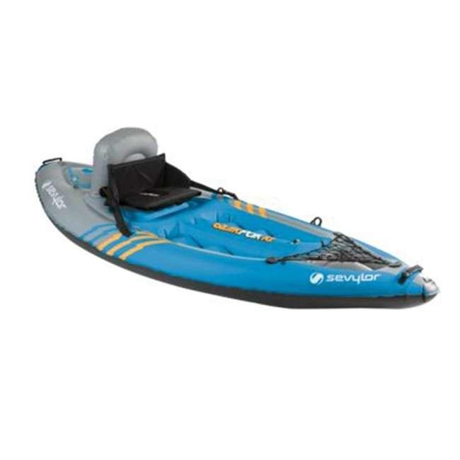 2000014137 Sevylor QuikPak K1 1 Person Inflatable Coverless Kayak 1