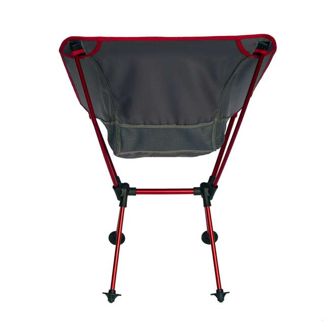 7795R TravelChair Outdoor Portable Lightweight Roo Camping Chair Lounger Seat, Red 2