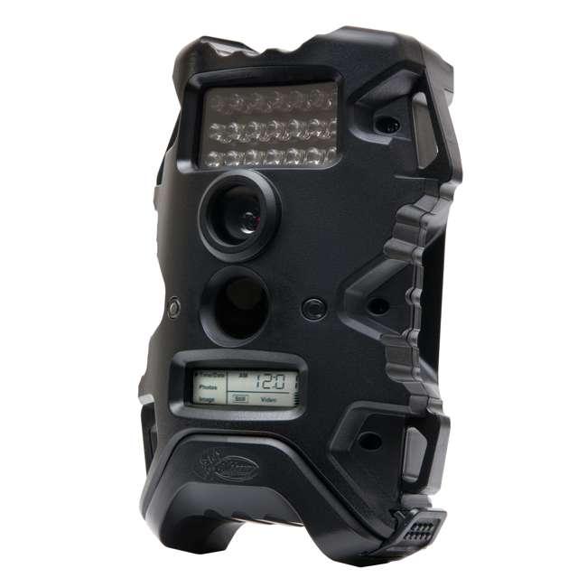 WGI-TR10B17 Wildgame Innovations Terra 7 Lightsout 10MP Game Camera, Black