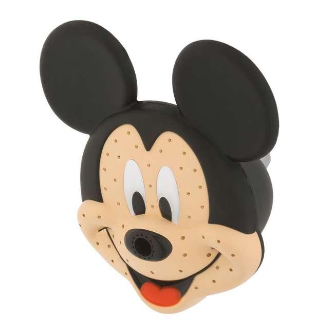 4 x 79268-MICKEYF Oxygenics Disney Mickey Mouse Fixed Shower Head (4 Pack)