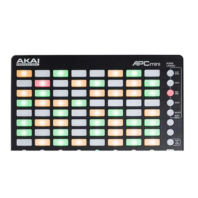 APC Mini Akai Professional APC Mini Compact Ableton Live Controller 2