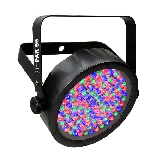 SLIM-PAR56 Chauvet SlimPar 56 LED DMX Slim Par Can Light 3