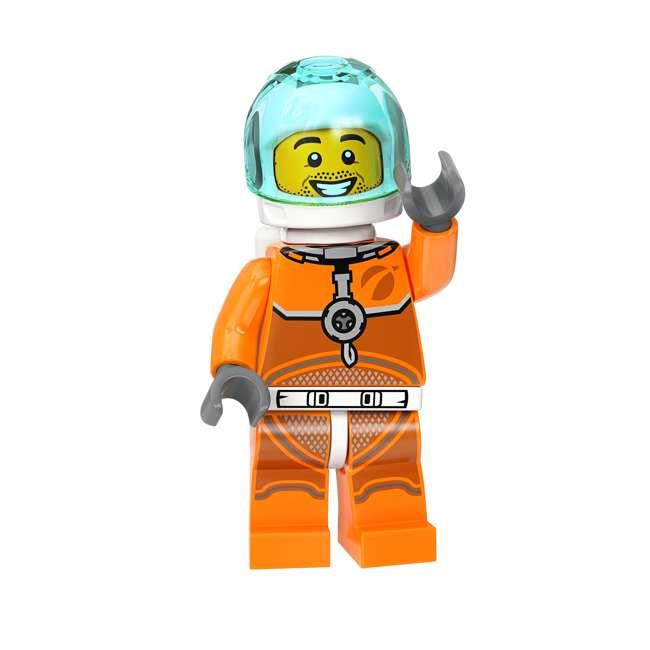 6251727 LEGO City Deep Space Rocket & Launch Control 837 Piece Building Set w/ 6 Minifig 2