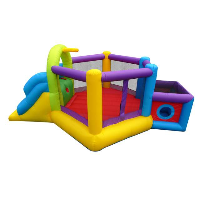 MTI-90947 Magic Time Fort N' Sport Bouncer