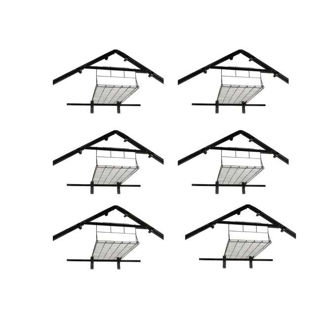 6 x BMSA2L Suncast Outdoor Storage Shed Loft Shelf (Shelf Only) (6 Pack)