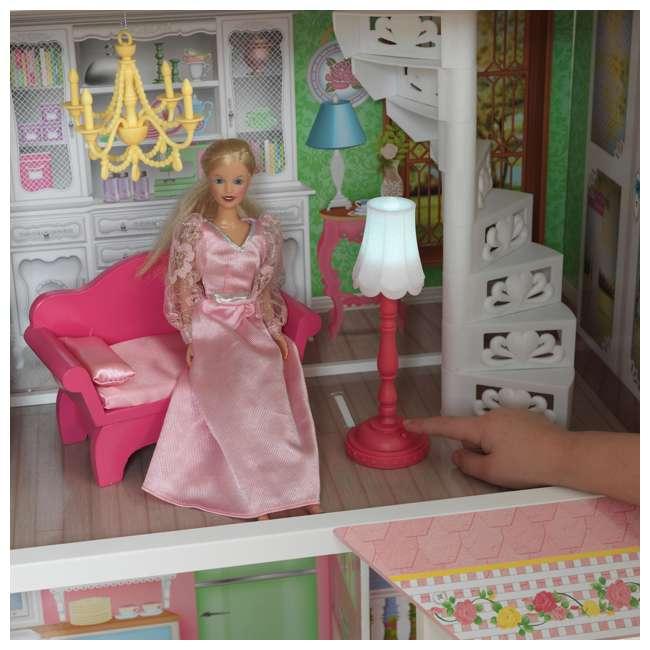 65851 KidKraft Sweet Savannah Dollhouse 9