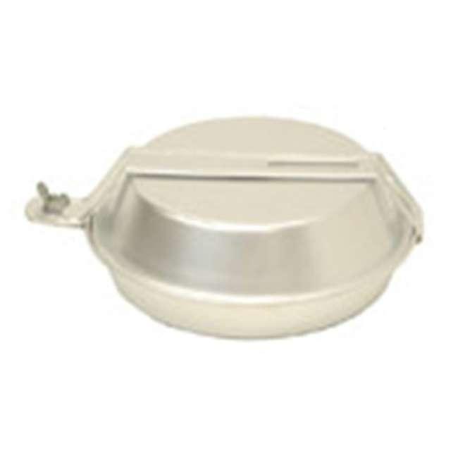 2000016402 Coleman Aluminum Mess Kit Cookware Set - Cup, Pan, Pot, & Plate 2