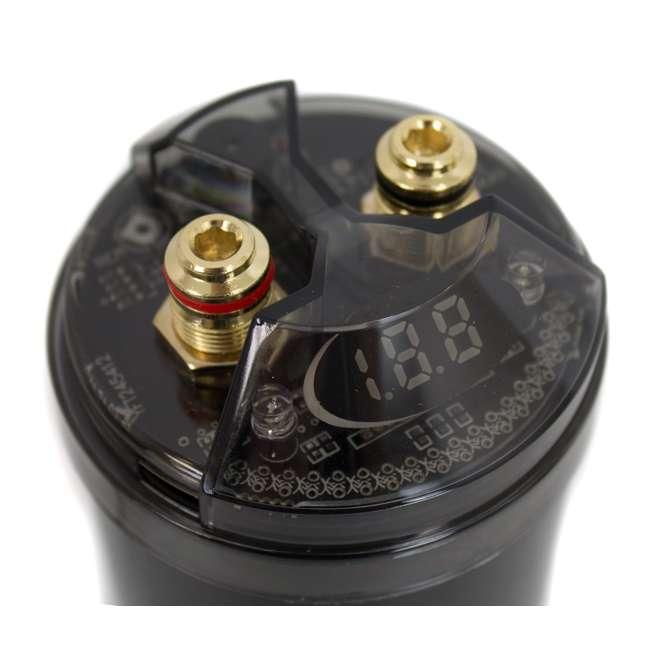 BCAP2.2 Bullz Audio 2200W Digital Farad Capacitor | BCAP2.2 3