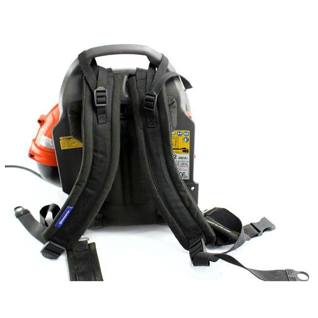 150BT-BRC-RB Husqvarna 150CC 2 Cycle Gas Leaf Backpack Blower(Refurbished)(For Parts)(2 Pack) 1