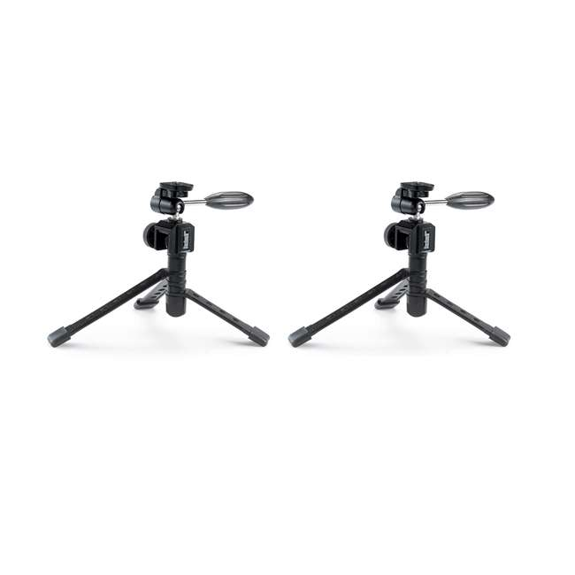 BSHN-784406C Bushnell Compact Tabletop Scope & Camera Tripod (2 Pack)