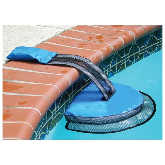 70200-U-A Swimline  Swimming Pool Froglog Critter Saving Escape Ramp  (Open Box)  (2 Pack) 1