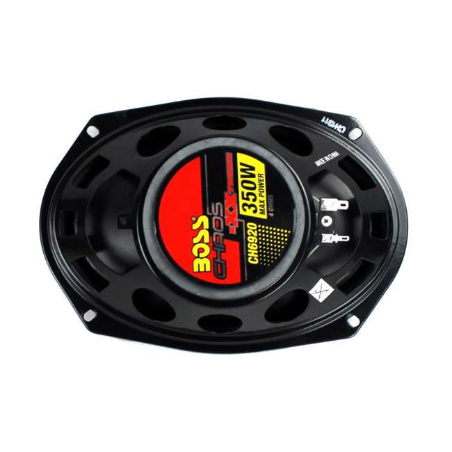 CH6530 + CH6920 Boss CH6530 6.5-Inch with 6x9-Inch CH6920 Speakers Package 8
