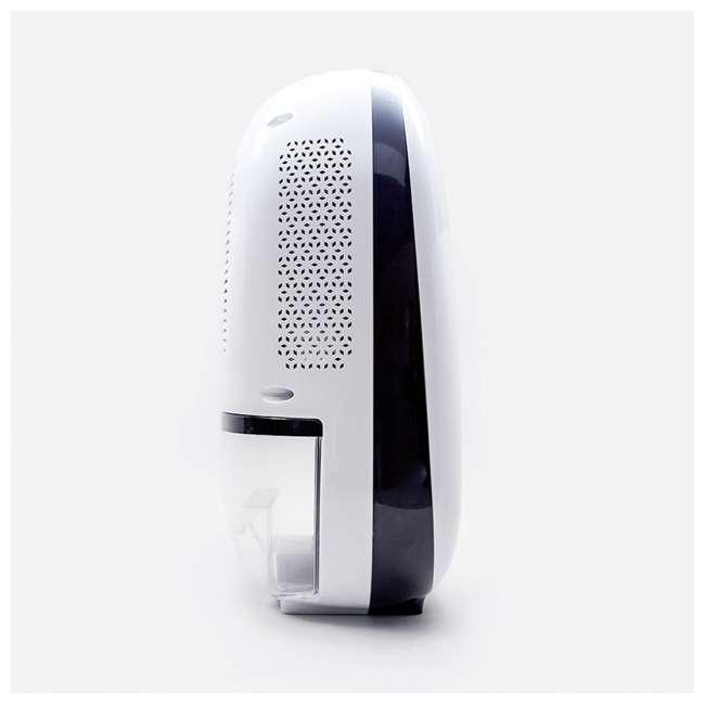 EDV-2500 Eva Dry EDV-2500 Mid Size 20.5 Ounce 2,500 Cubic Feet Home Electric Dehumidifier 3