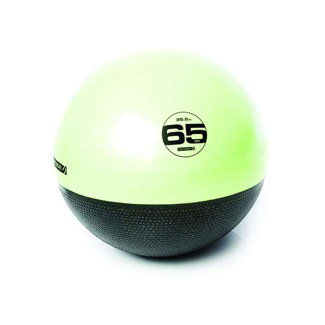 EST-GB65 Escape Fitness USA ESTGB65 Green Inflatable Exercise Ball for Steady Ab Workout