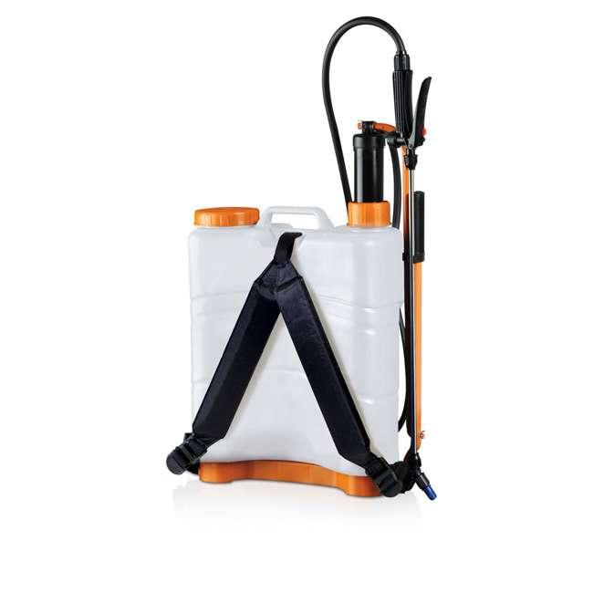 JACTO-1210806 Jacto XP-312 3-Gallon Backpack Sprayer 1