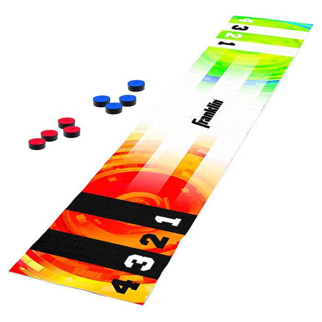 54120 Franklin Shuffleboard Table Game