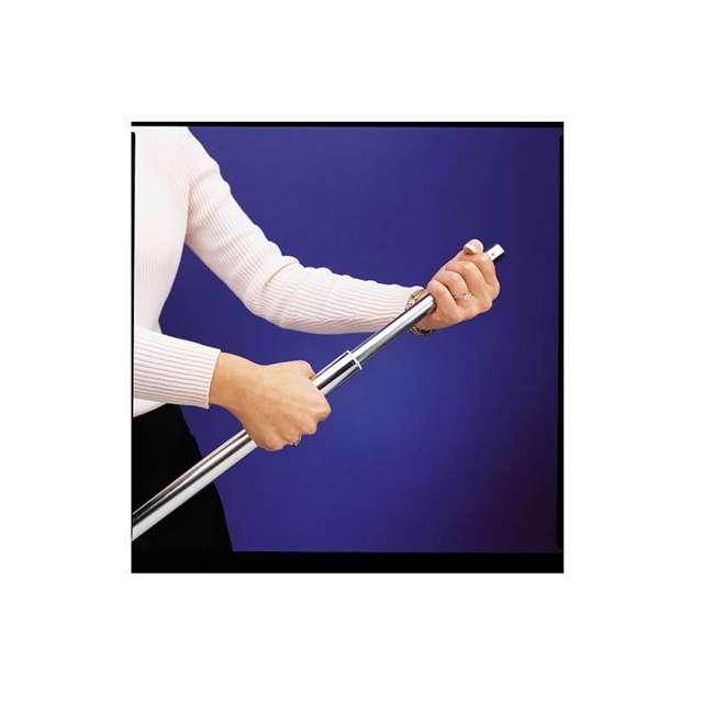 3472-28-11-52-36 Rev-A-Shelf Value Line Kidney Shape Revolving 2 Shelf Corner Lazy Susan, White 2