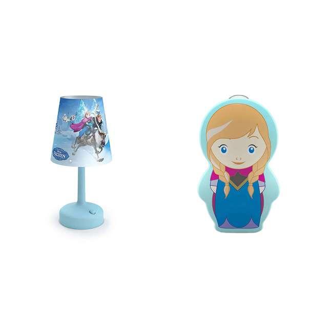 Philips Disney Frozen Kid S Table Lamp W Philips Kids Led