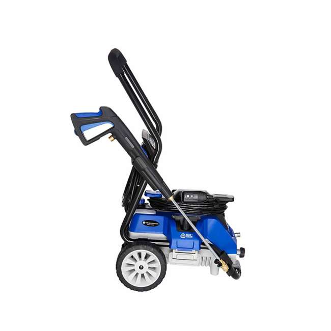 AR2N1 AR Blue Clean AR2N1 2 in 1 2,050 PSI 120 Volt Electric Pressure Washer, Blue 1